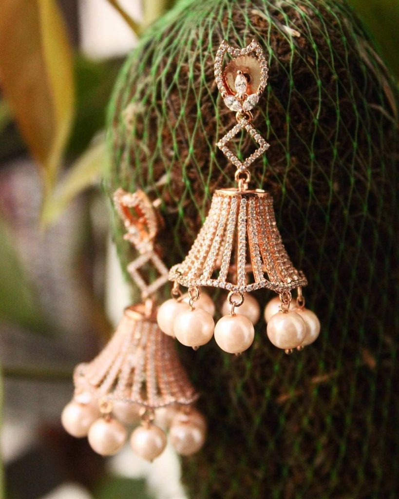 Trendy Earrings From Phuljhadi