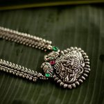 Cute Temple Necklace From Quills And Spills