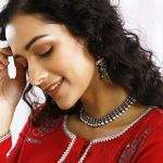 Trendy Silver Necklace Set From Shyle By Astha