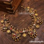 Navarathna Necklace From Nakoda Payals