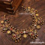Navarathna Necklace From Nakoda Payals