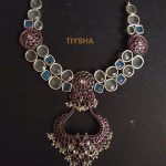 Handcrafted Silver Necklace From Tiysha