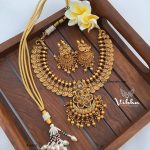 Adorable Necklace Set From Vibha Creations