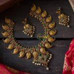 Stunning Necklace Set From Vriksham