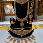 South Indian Traditional Bridal Jewellery Set