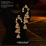 Authentic Statement Earring Design from Aabushan
