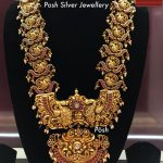 Traditional Long Necklace by Posh Silver Jewellery