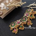 Choker Necklace by Parampariya
