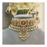 Beautiful Choker Necklace from Meermankaa