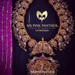 Vintage Long Necklace Set by Ms Pink Panther
