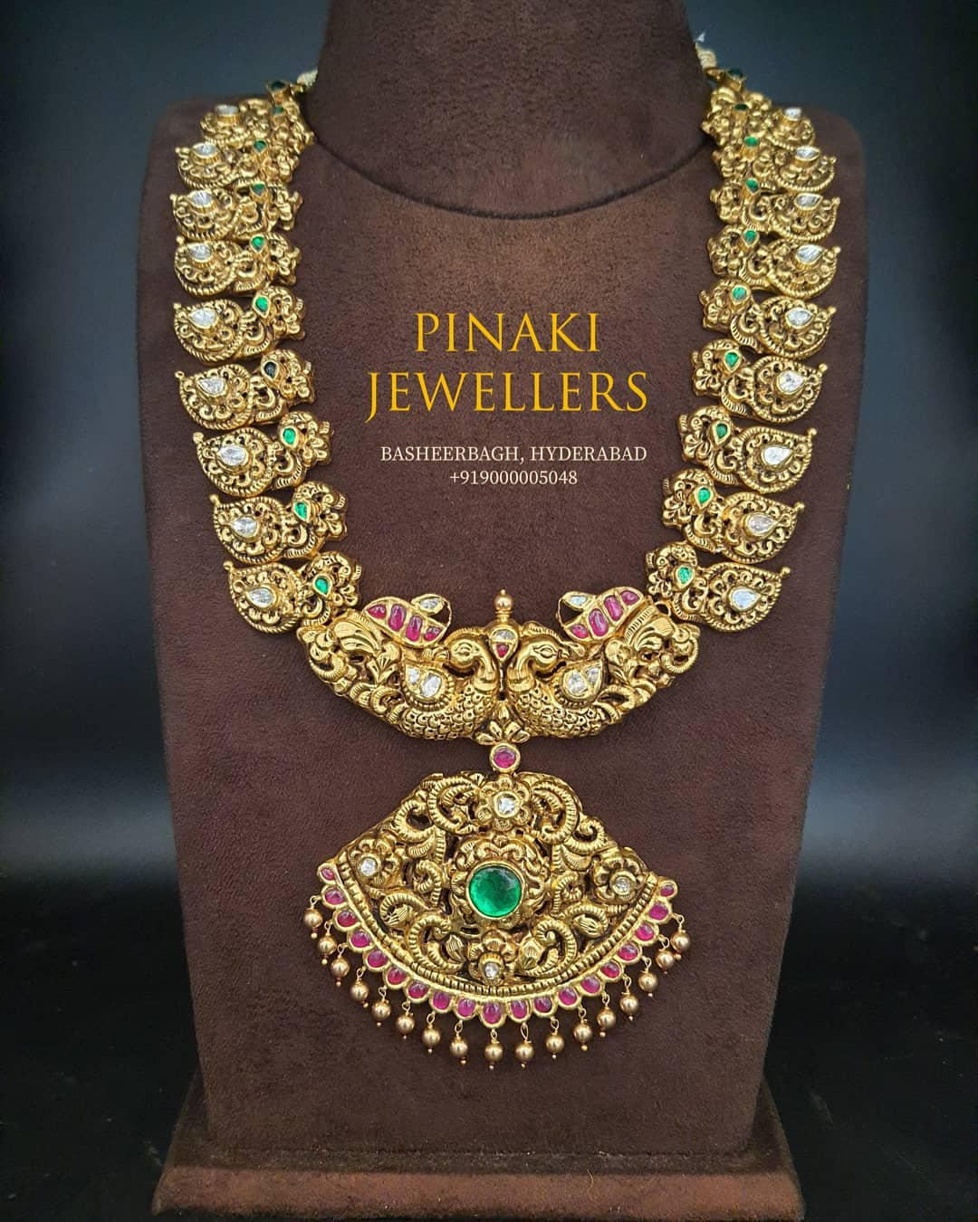 kundan-nakshi-mango-necklace
