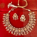 Pretty Necklace and Earrings