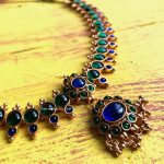 Stunning Kemp Droplet Necklace