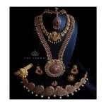 South Indian Bridal Jewellery on Rent