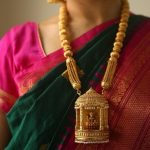 Temple Jewellery by the Brand Marigold by Aadyaa