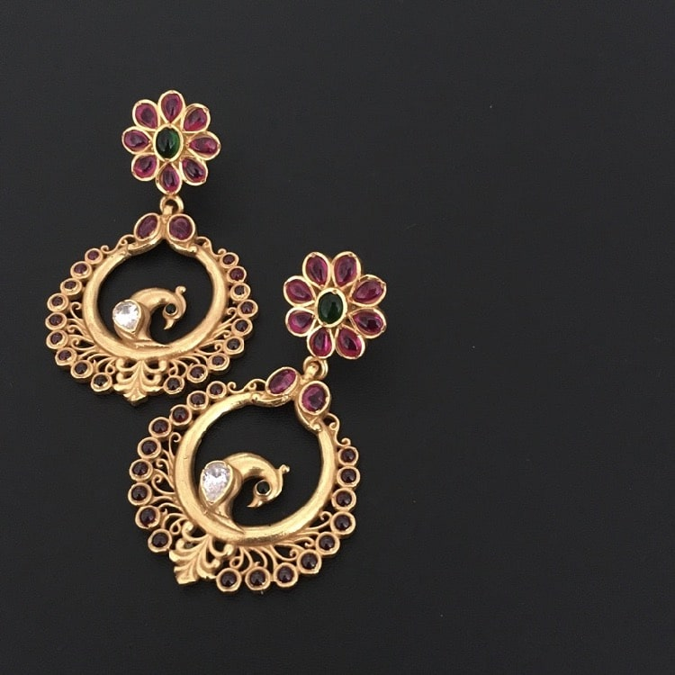 Gold-Plated-Pure-Silver-Earrings-01