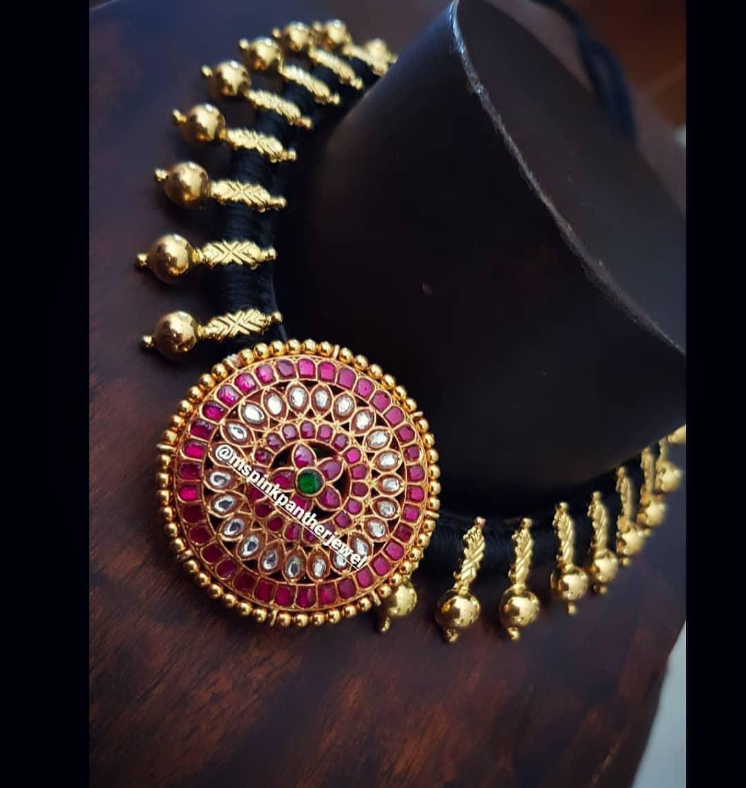 multicolor-stone-necklace