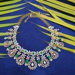 Beautiful Diamond Necklace
