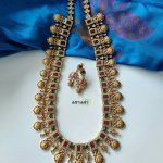 Grand Lakshmi Coin Long Haram