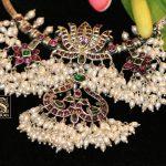 Guttapusalu Necklace by Shaburis