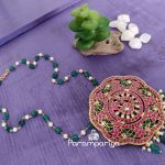 Kundan and Green Beads Necklace
