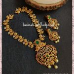 Mango Mala Necklace Set