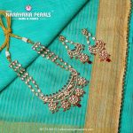 Imitation Necklace Set by Narayana Pearls