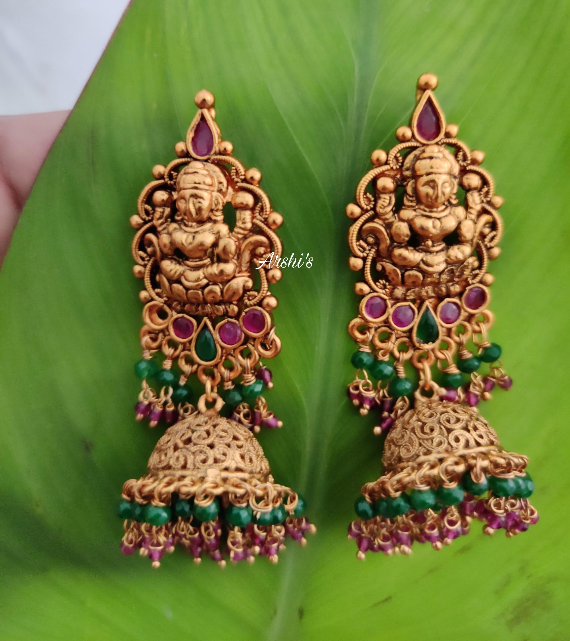 Imitation-Heavy-Nagas-Lakshmi-Jhumkas-01