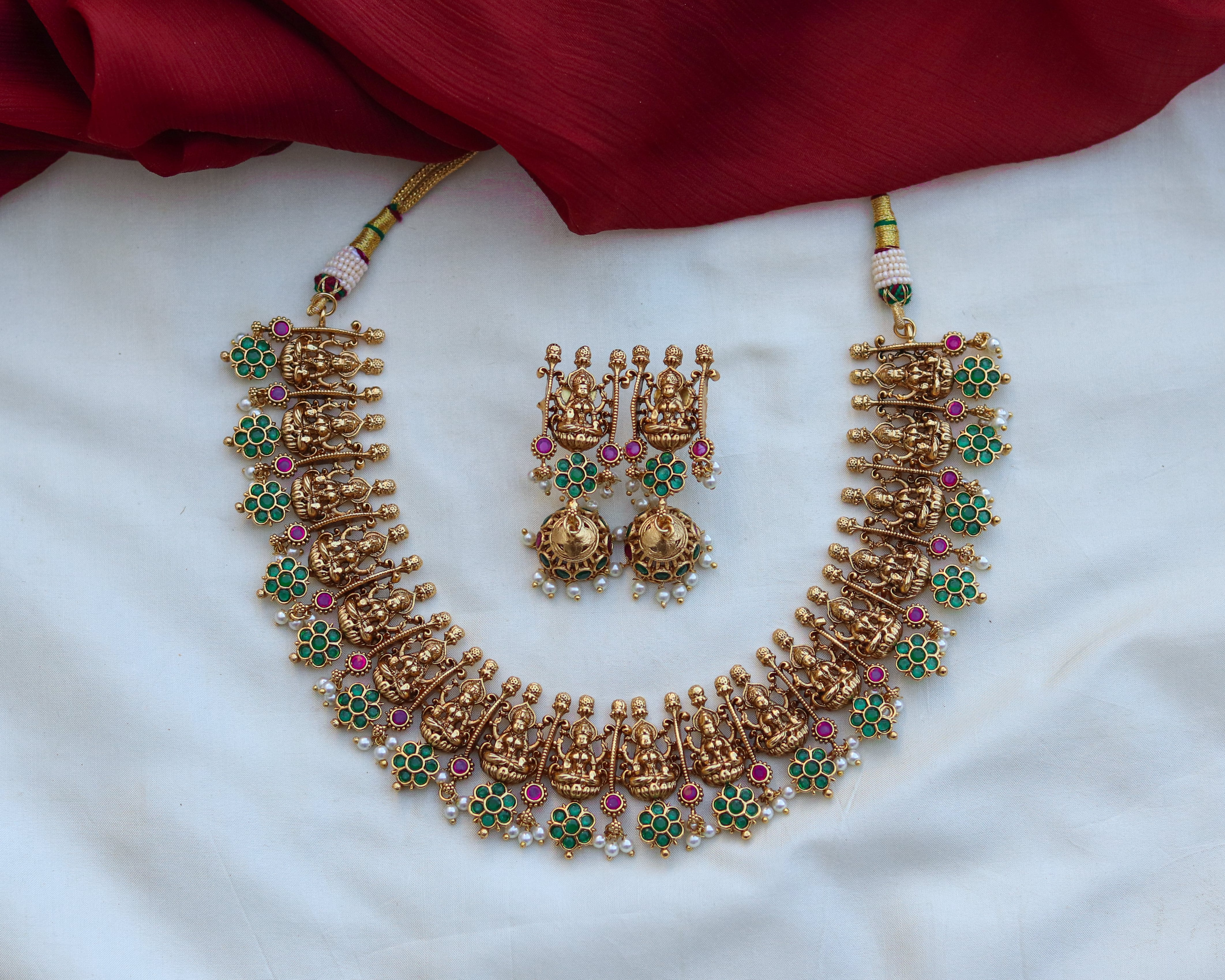 One-Gram-Gold-Temple-Necklace-Set-01