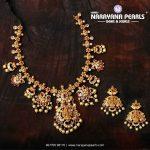 Designer Imitation Necklace Set