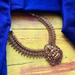 Lakshmi Nagasu Necklace with Maanga Design