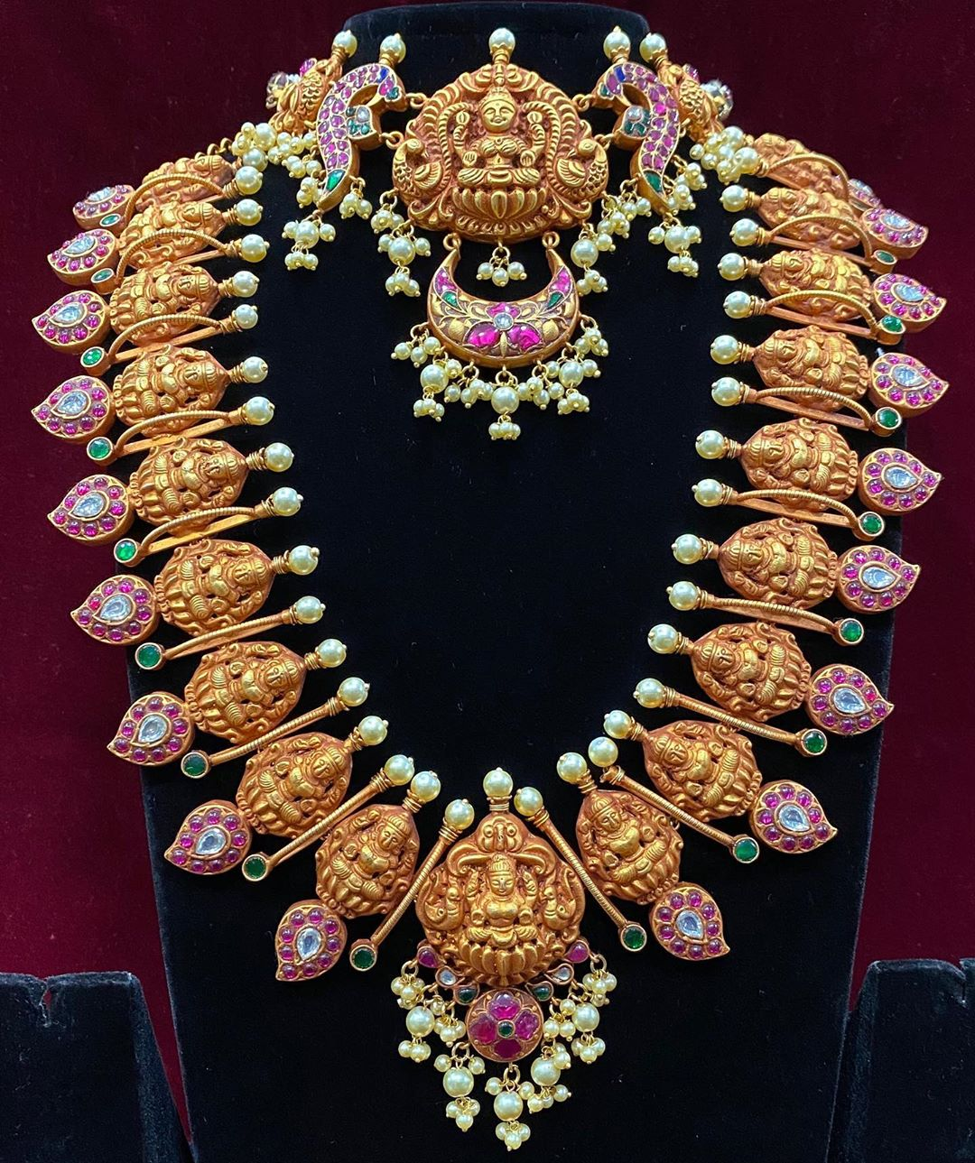 lakshmi-temple-haram-necklace