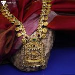 Lord Rama Temple Necklace