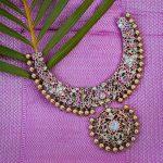 Premium Necklace by Manjula Jewels