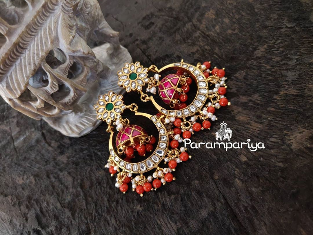 pure-silver-kundan-beads-chandbalis