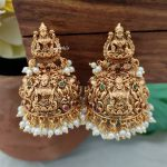 Traditional Wedding Jhumka
