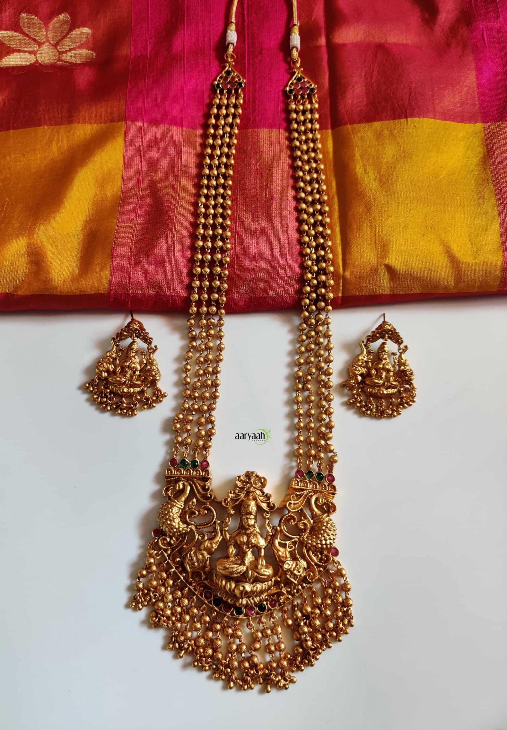 Four-Layered-Bridal-Lakshmi-Haram
