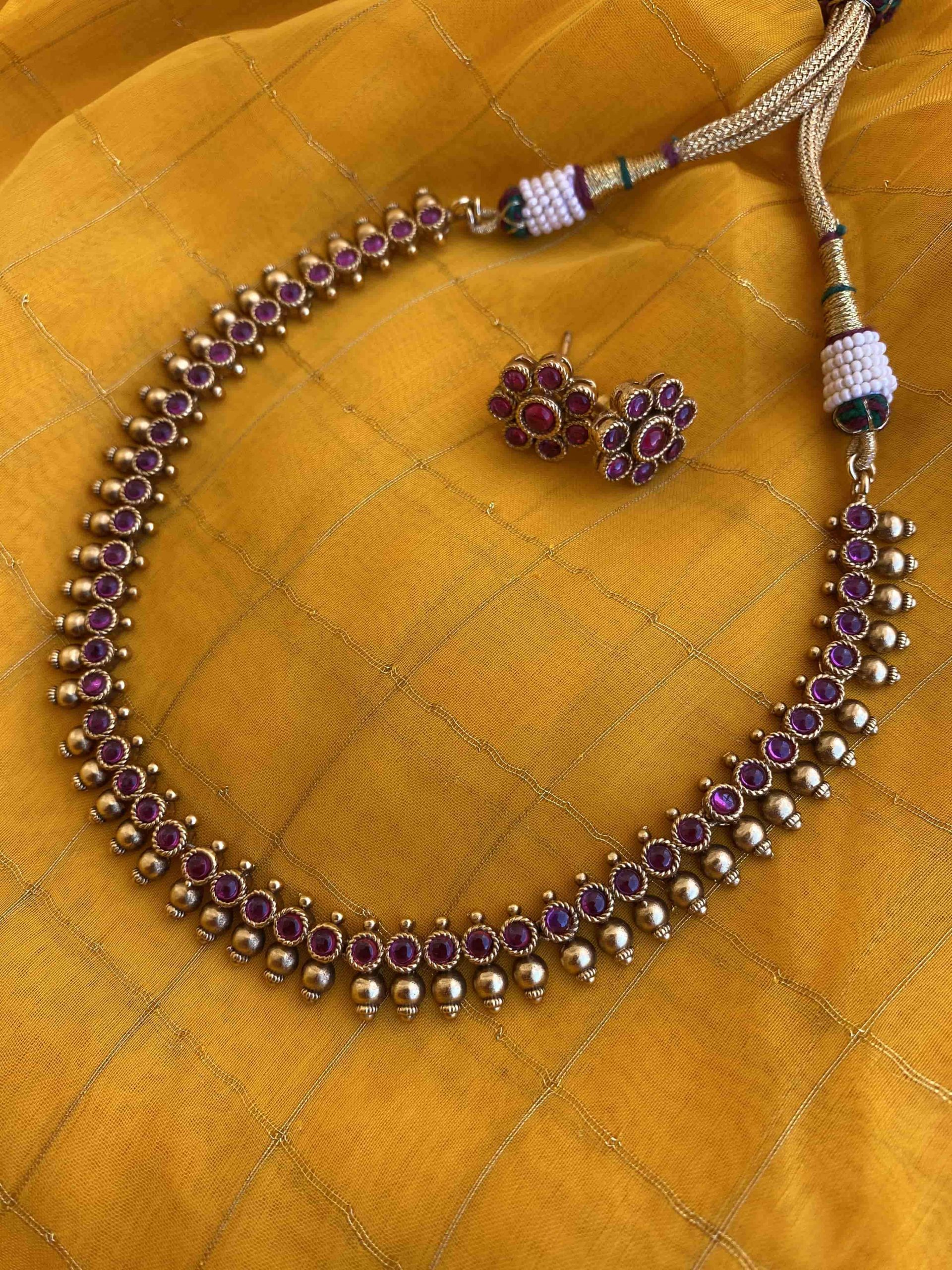 Simple-Imitation-Full-Ruby-Necklace-01