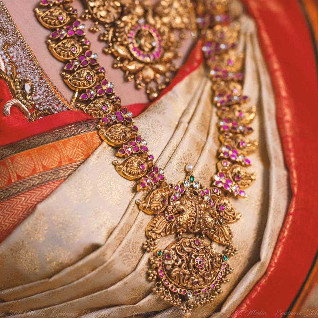 antique-bridal-long-haram