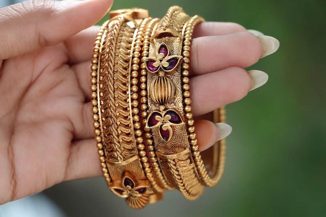 beautiful-antique-bangles