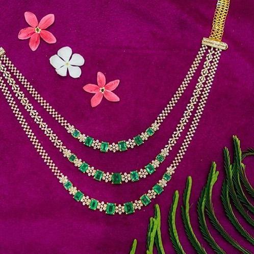 diamond-emerald-layered-necklace