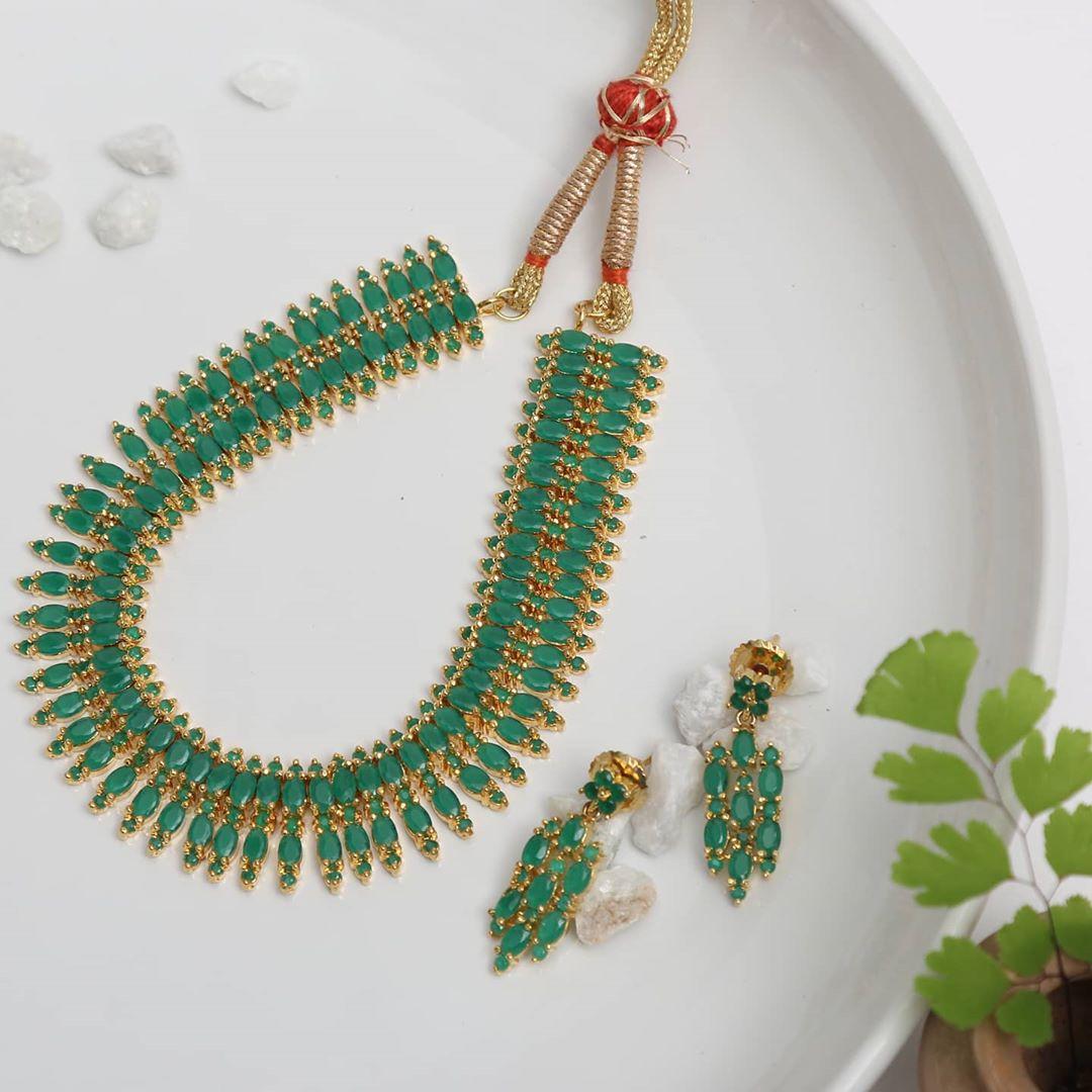 gold-plated-semi-precious-stones-necklace
