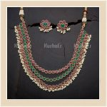 Multilayer Antique Necklace