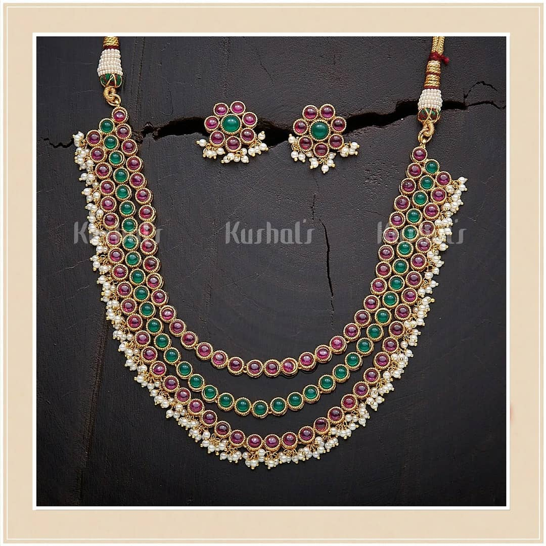 multilayer-antique-necklace