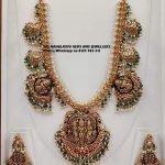 Ram Parivaar Guttapusalu Necklace