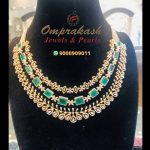 Three Layered Detachable Diamond Necklace