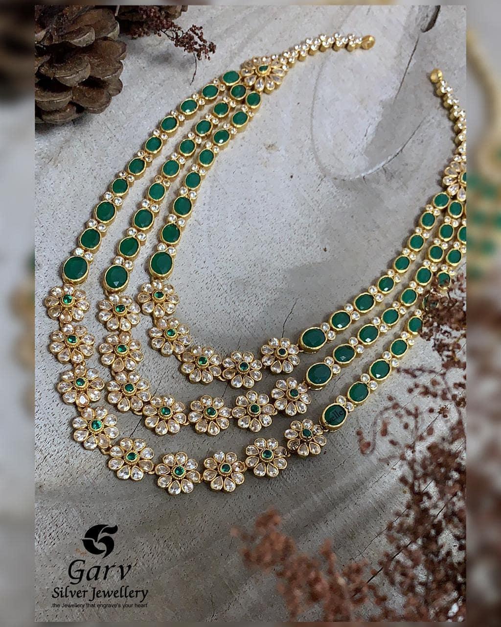 emerald-cz-stone-necklace