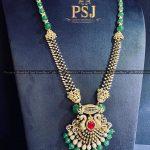 Heritage Diamond Long Necklace