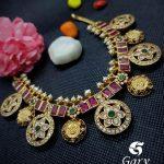 Imitation Stone Necklace