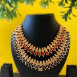 Kerala Style Double Layer Necklace